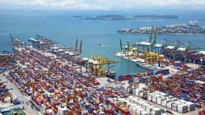 Puerto, exportaciones España